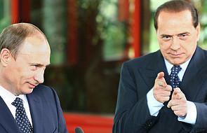 Berlusconi coraz bardziej popiera Montiego