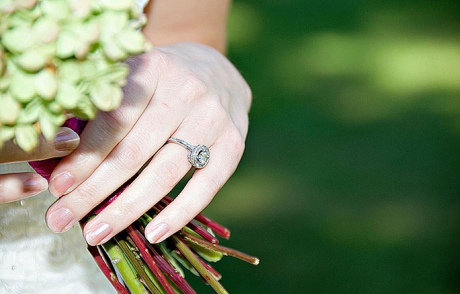 Decydując się na małżeństwo