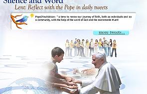 Papieskie orędzie wielkopostne w 40 tweetach
