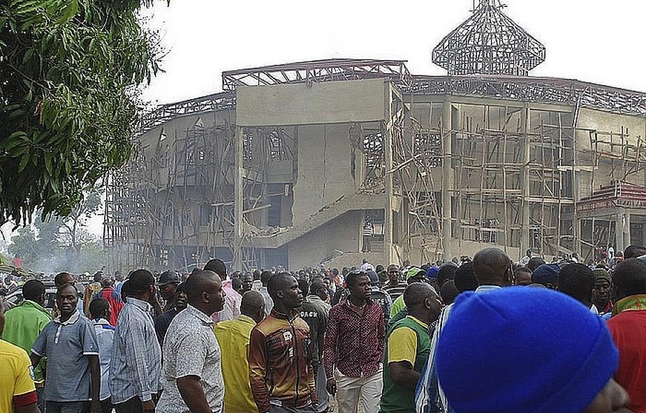 Nigeria: zamach bombowy na kościół