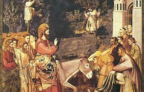 Wjazd do Jerozolimy i oczyszczenie świątyni