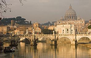 Zima, śnieg i niespodziewany chaos w Rzymie