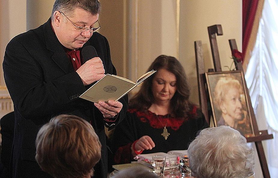 Wiersze Szymborskiej W Salonie Poezji