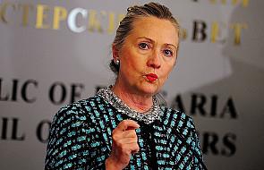 Clinton o bezpieczeństwie energetycznym