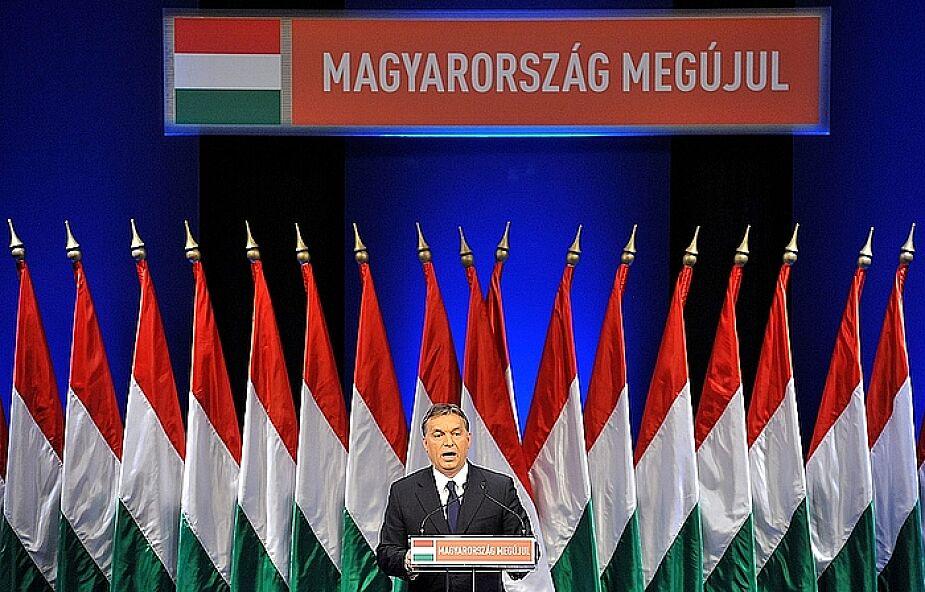 Węgry: Orban broni swej polityki wewnętrznej