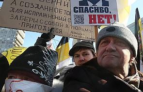 """Putin spychany do """"mentalnego bunkra"""""""