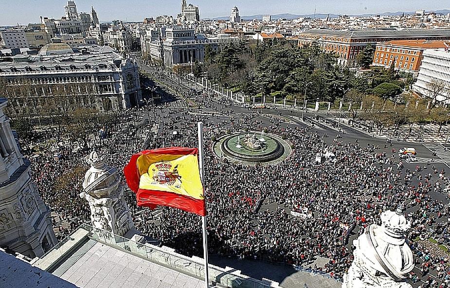 Hiszpanie nie chcą reformy rynku pracy