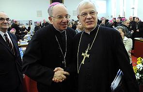 Abp Budzik: Kościół jest gotowy do rozmów