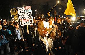 """""""Dzień gniewu"""" - demonstracje przeciw ACTA"""