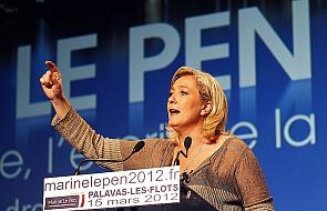 Marine Le Pen ogłasza wojnę z islamistami