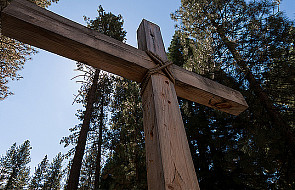 """Stacja za stacją idziemy w skupieniu za niosącym krzyż Chrystusem. """"Dobrze, że mamy w Kościele to nabożeństwo"""""""