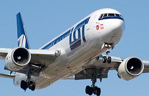 Dane pasażerów lotniczych będą przekazywane