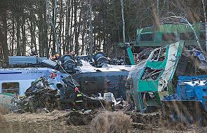 Zderzenie dwóch pociągów, są zabici i ranni