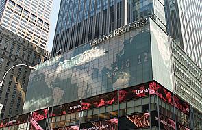 Bank Lehman Brothers wyszedł z bankructwa