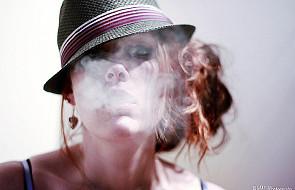 Moda na niepalenie