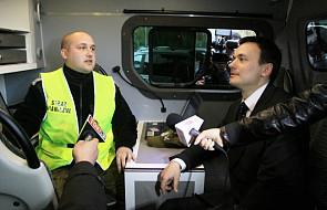 Kontrole na granicach w czasie Euro 2012
