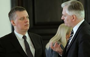 Jarosław Gowin o reformie sądów i deregulacji