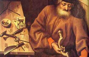 Święty Józef przedsiębiorca