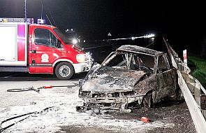 Dwie osoby zginęły w wypadku w Gąskach