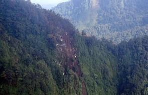 Indonezja: Odnaleziono rozbity rosyjski samolot