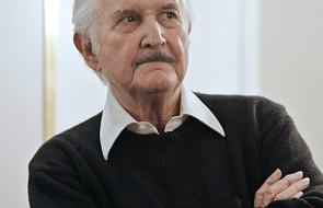 W Meksyku zmarł pisarz Carlos Fuentes