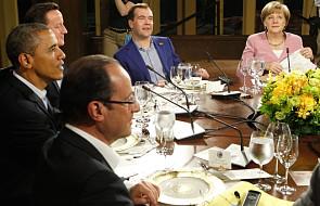USA: Barack Obama otworzył szczyt G8