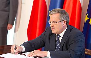 Prezydent: Przełożyć manifestacje w czasie Euro