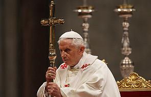 """Benedykt XVI: potrzebny jest """"Kościół wojujący"""""""