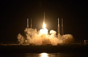 Próbny lot komercyjnej kapsuły kosmicznej