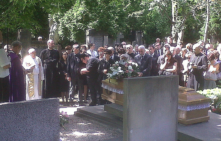 Warszawa: pogrzeb o. Jacka Bolewskiego SJ