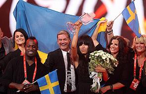 Szwecja zwyciężyła w konkursie Eurowizji