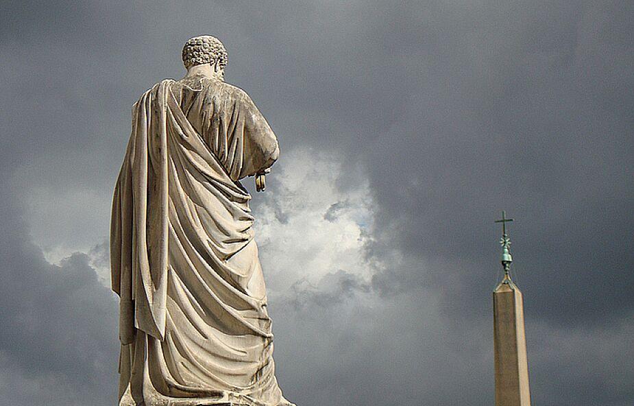 Kardynał komentuje skandal w Watykanie