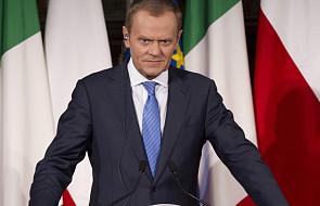 Tusk: Sentitevi in Polonia come a casa vostra!
