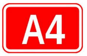 Straż pożarna: A4 niebezpieczna dla kierowców