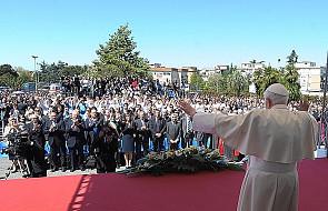 Benedykt XVI na Uniwersytecie Sacro Cuore