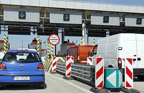 Straż będzie taranować bramki wjazdowe na A4