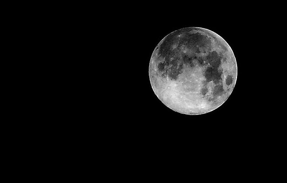 6 maja wielka pełnia Księżyca