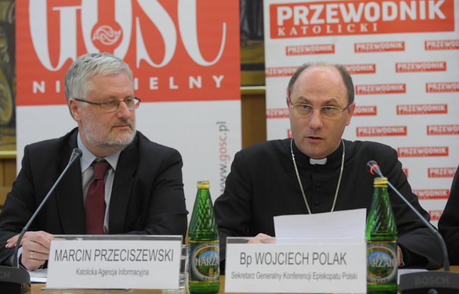 Bp Polak o nowym modelu finansowania Kościoła