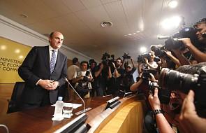 """""""Pomoc dla Hiszpanii to krok ku integracji euro"""""""