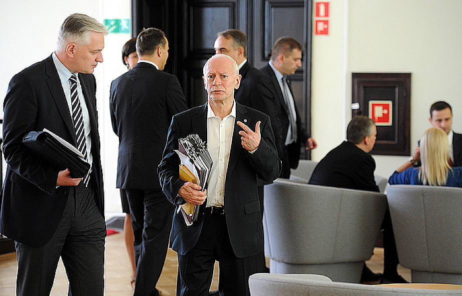 Gowin: w lipcu projekt deregulacji do Sejmu