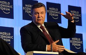 Janukowycz:  Dla świata nie jest to tajemnicą