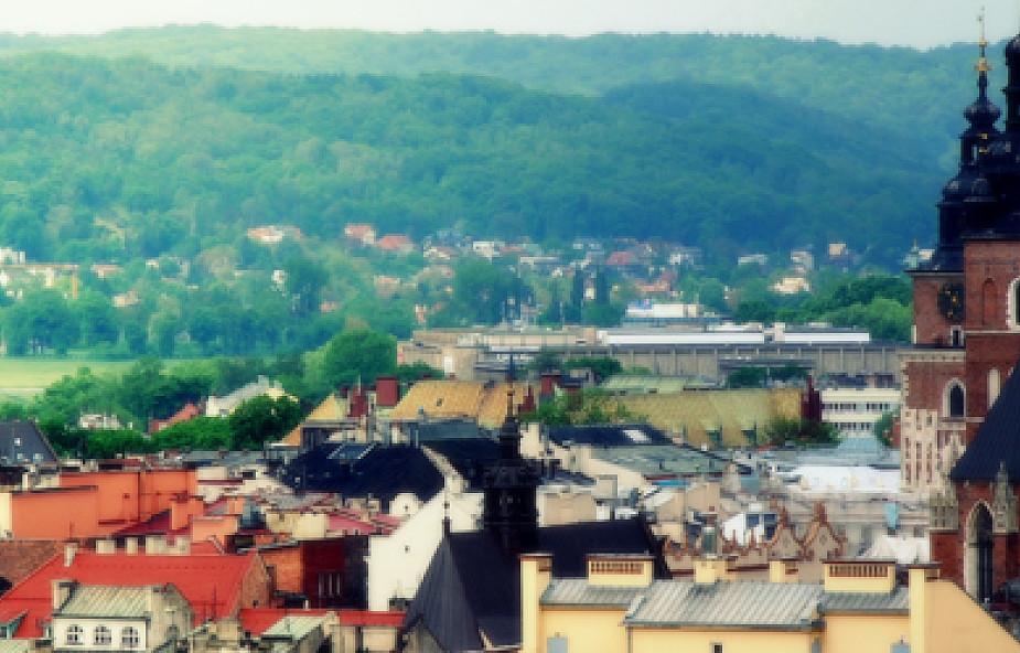 Krakowski dziedziniec pogan