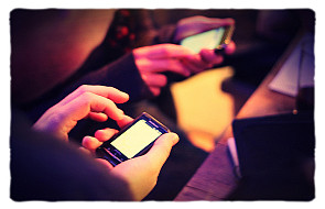 Po pracy nie nadużywaj smartfonów