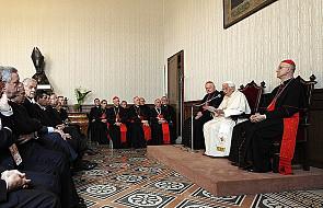 Papież w Mediolanie: spotkanie z władzami