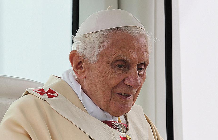 """""""To papież Benedykt XVI wybrał Filadelfię"""""""