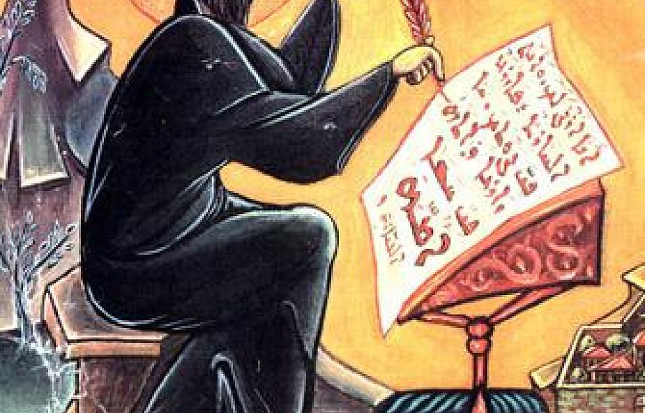 Święty Efrem - pisarz, diakon i muzyk