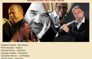 International Jazz Star Group na Starówce