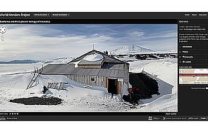 Wirtualny spacer po Antarktydzie