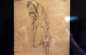 Wystawa rysunków z getta warszawskiego