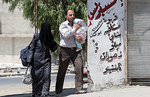 Caritas Liban: ponad 30 tys. uchodźców z Syrii